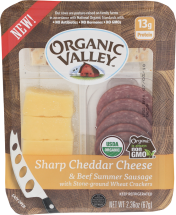 Organic Valley  Snack Kit product image.