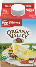 Pasteurized Egg Whites product image.