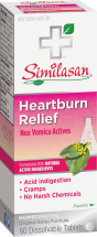 Similasan Heartburn Relief 60 ct. other Similasan products also on sale product image.
