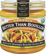 Better Than Bouillon Organic Broth Base 8 oz., selected varieties product image.