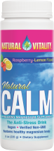Natural Vitality Natural Calm 8 oz., selected varieties Unflavored 8 oz. Natural Calm $13.99 product image.