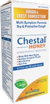 Boiron Chestal Honey Cough Syrup 6.7 oz., selected varieties other Boiron products also on sale product image.