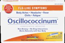 Boiron Oscillococcinum product image.
