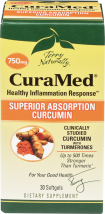 CuraMed 750 mg. product image.