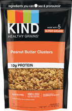 Kind Healthy Grains Clusters 11 oz., selected varieties product image.