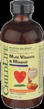 Multi-Vitamin & Mineral product image.