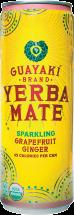 Guayaki Organic Sparkling Yerba Mate product image.