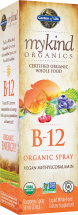 Garden Of Life MyKind Organics B-12 Spray 2 oz. other MyKind products also on sale product image.