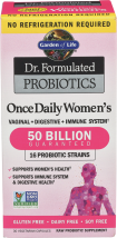 Garden Of Life Dr. Formulated Once Daily Probiotics 30 ct., selected varieties other Garden of Life products also on sale product image.