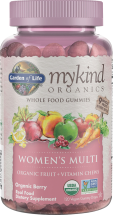 Mykind Organics Women's Multi Gummies product image.