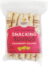 Ozery Snacking Rounds 12.7 oz., selected varieties product image.