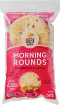 Ozery Morning and Snacking Rounds 12.7 oz., selected varieties product image.