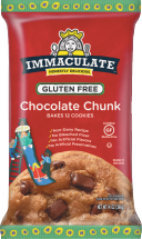 Immaculate Gluten-Free Cookie Dough 14 oz., selected varieties product image.