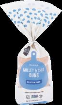 Gluten-free Hamburger Buns product image.