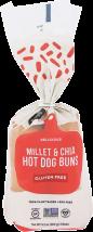 Gluten-free Hot Dog Buns product image.