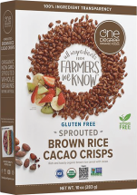 One Degree Organic Foods Sprouted Cereal product image.