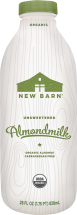 New Barn Organic Almondmilk product image.