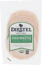 Organic Sliced Deli Meat product image.