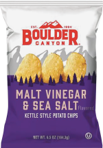 Boulder Canyon Potato Chips product image.