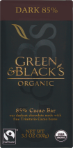 Green & Black's Organic Chocolate Bar 3.5 oz., selected varieties product image.