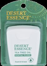 Desert Essence Tea Tree Oil Dental Floss product image.