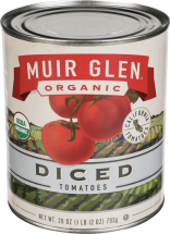 Muir Glen Organic Tomatoes 28 oz., selected varieties product image.