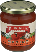 Muir Glen Organic Salsa 16 oz., selected varieties product image.