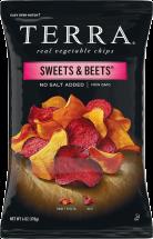 Terra Vegetable Chips 5-6 oz., selected varieties product image.