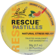 Rescue Remedy Pastilles product image.