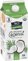 So Delicious Organic Coconut Milk product image.