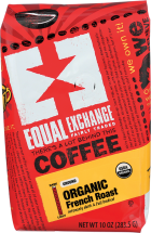 Equal Exchange Organic Coffee product image.