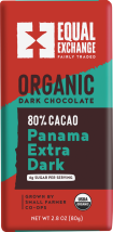 Equal Exchange Organic Chocolate Bar product image.