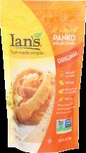 Ian's Bread Crumbs 5-9 oz., selected varieties product image.