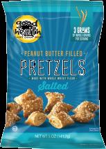 Good Health Peanut Butter Filled Pretzels 5 oz. other Good Health Snacks also on sale product image.