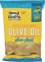 Good Health Olive Oil Potato Chips product image.
