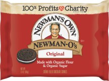 Newman's Own Newman-O's Sandwich Cookies 13 oz., selected varieties product image.