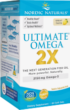 Ultimate Omega 2X product image.