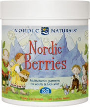 Nordic Berries Multivitamin product image.