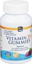 Vitamin D3 Gummies product image.