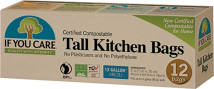 Compostable Tall Kitchen Bags product image.