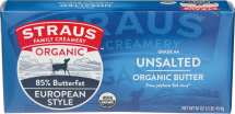 Organic European Style Butter product image.