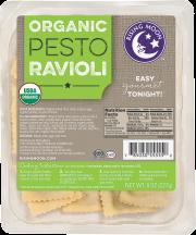 Rising Moon Organics Ravioli product image.