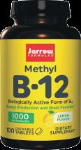 Methyl B-12 1000 mcg product image.