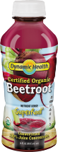 Dynamic Health Organic Beetroot Juice Concentrate 16 oz., selected varieties product image.