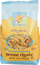 Bionaturae Organic Penne Rigate product image.