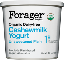 Forager Project Organic Cashewgurt product image.