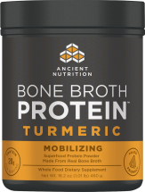 Ancient Nutrition Bone Broth Protein Powder product image.