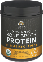 Ancient Nutrition Organic Bone Broth Protein product image.