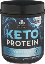 Ancient Nutrition Keto Protein product image.