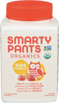Organic Kids Complete Multivitamin product image.